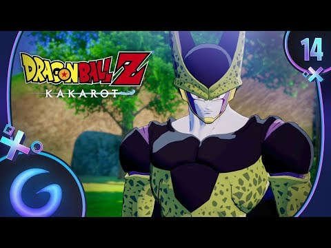 DRAGON BALL Z KAKAROT FR #14 : Cell Parfait !