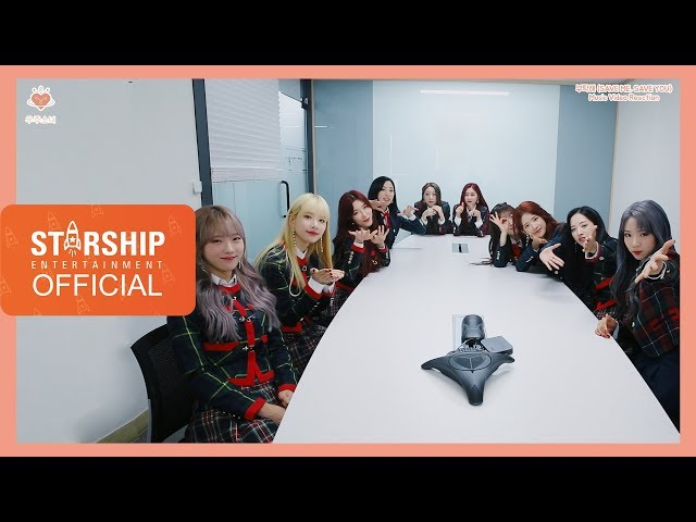 [Special Clip] ???? (WJSN) - ??? (SAVE ME, SAVE YOU) Music Video Reaction