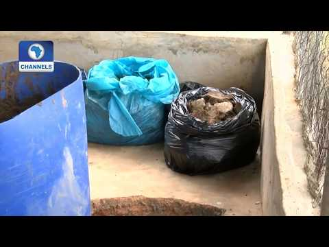 Abiodun Jegede Generates Biogas From Cow Dung In Nigeria |Eco@Africa|