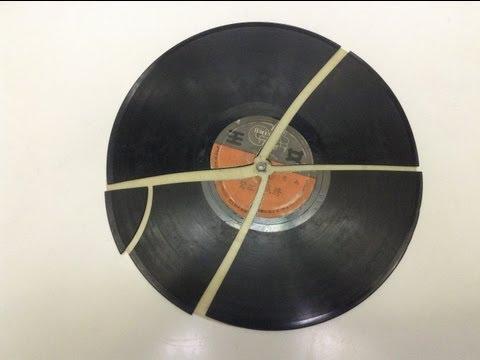 78轉虫膠唱片修復 ( The 78 rpm shellac record repairing )
