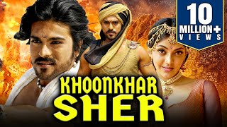 Khoonkhar Sher South Indian Movies Dubbed In Hindi 2020 Full | Ram Charan, Kajal Aggarwal