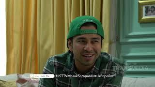 JANJI SUCI - Haduh Raffi Setrika Pakai Hairspray (15/9/19) Part 4