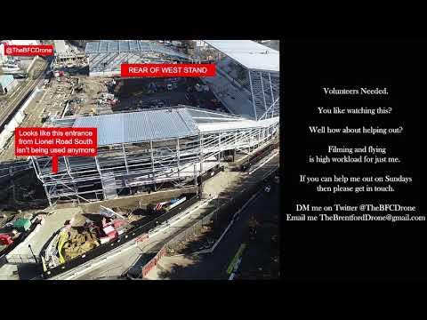 Brentford FC's New Stadium: February 2019 Update