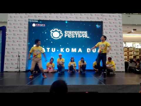 "Engineering Festival 2016 - Final Teknik Superstar ""SATU KOMA DUA"""