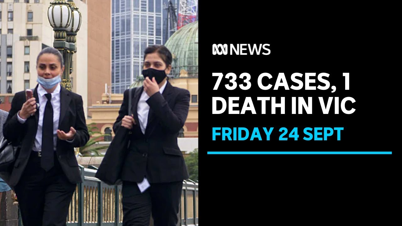 Download Victoria records 733 new local cases of COVID-19 and one death   ABC News