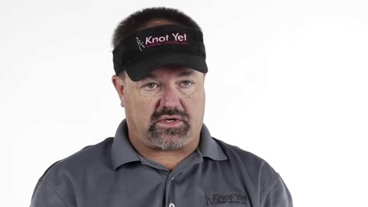 Our Clients Speak: John Hines, Knot Yet Cabinet Works - YouTube