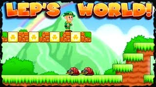 Lep's World Stage 2 Full Game Walkthrough All Levels