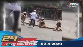 24h Chuyển động 02-4-2020 | Tin tức hôm nay | TayNinhTV
