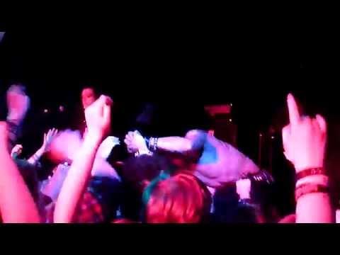 AshesToAngels - Bury Us in Black LIVE