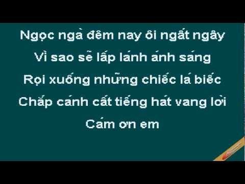 Mi Ngoan Got Nga Karaoke - Lam Trường - CaoCuongPro