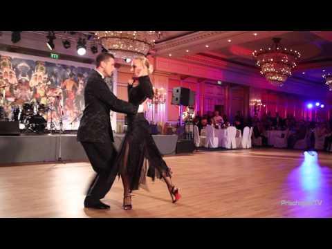 Kirill Parshakov & Anna Gudyno, 2-2, Moscow, Russia, Tango Ball - The Ritz-Carlton, 12.12.2015