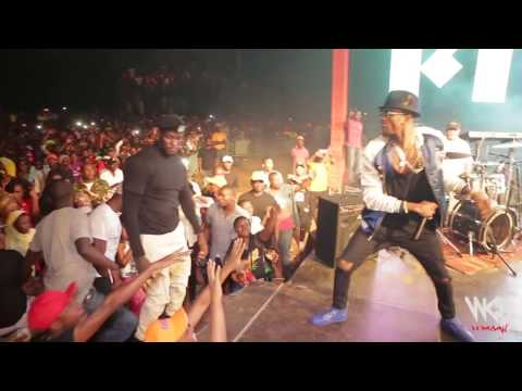 Diamond PlatinumZ - Live performance at mombasa 2016 ( part 1)