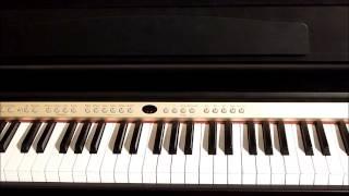 Piano Lesson : Gamme de Ré majeur