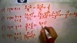 Номер 1.10. Алгебра 8 класс. Мордкович