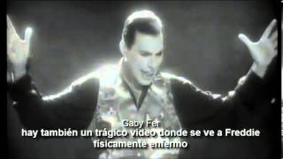 Queen These Are The Days Of Our Lives (Audio Commentary).[Subtitulado Al Español]