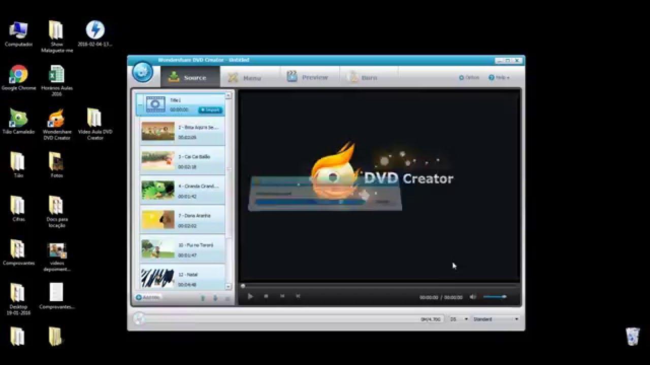 Dvdfab dvd creator.