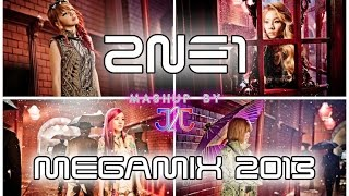 2NE1 - Megamix 2013 (Mashup by J2J) + Download Link