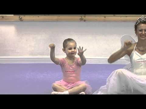 Ballet Warm Up Dance