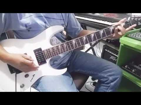 Perjuangan dan doa - Rhoma irama : cover guitar by - Arnos kamjet