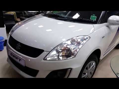 All New Maruti Suzuki Swift Limited Edition Blue and Grey Exterior and Interior 1080p