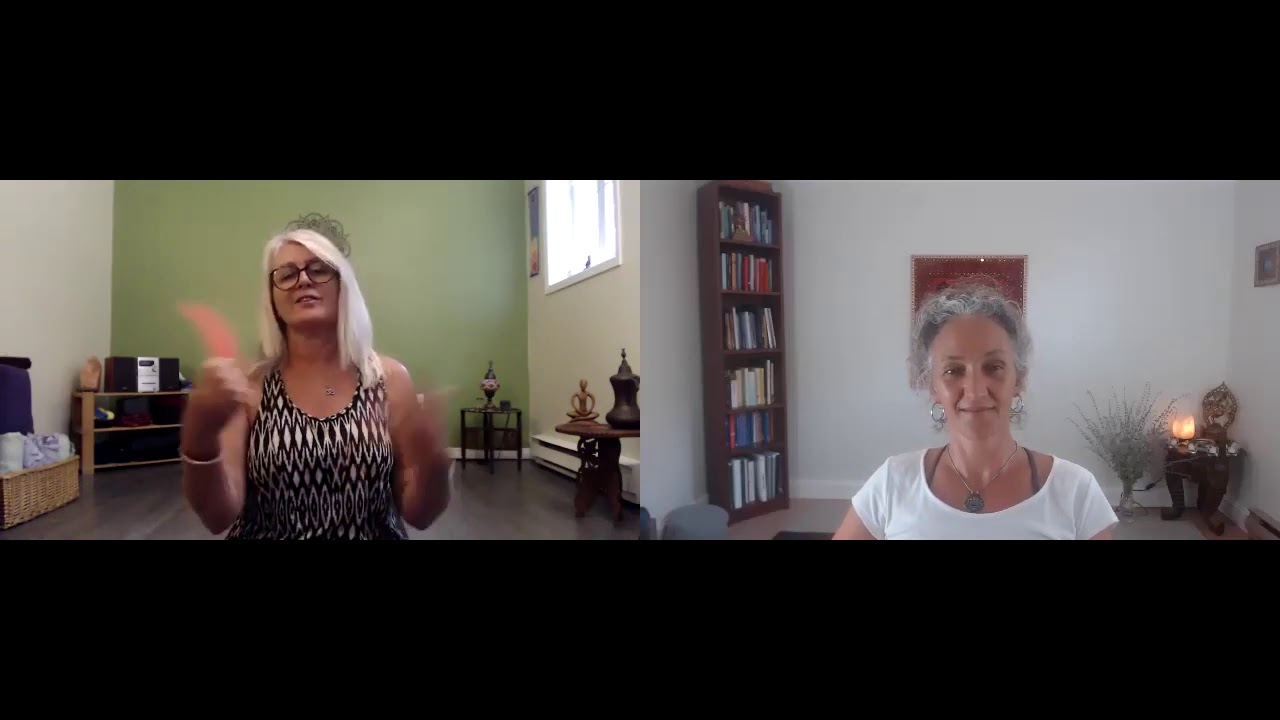 Laura discusses simple and effective ways to teach yoga to children.