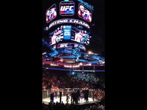 KGBeast At UFC 159 !