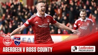 Rooney goal enough for Dons to beat Staggies