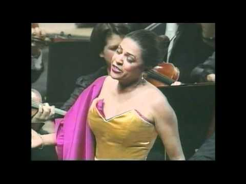 "Kathleen Battle sings ""Summertime"" from Gershwin's Porgy and Bess"