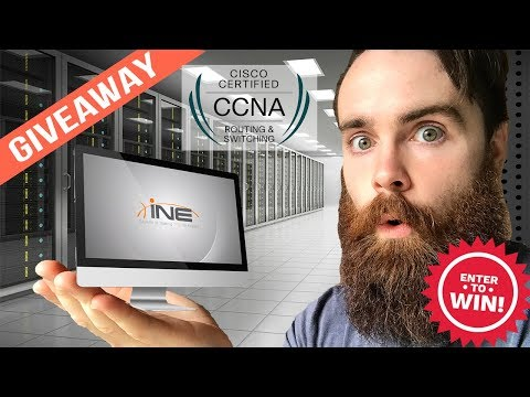 How Does Cisco Create Exams? + CCNA GiveAWAY - INE BUNDLE!!