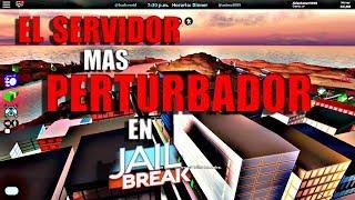 JAILBREAK'S MOST PERTUBATOR SERVER in ROBLOX Ft: JuanGamerHD