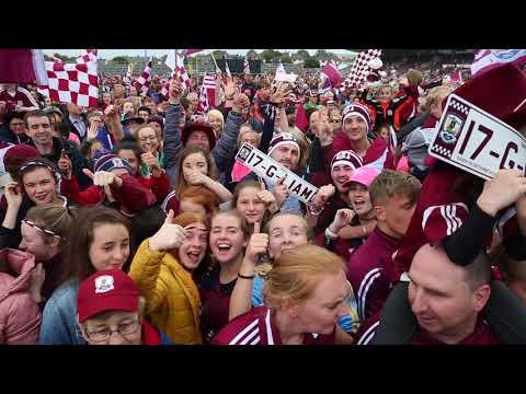Galway hurling minors and seniors homecoming