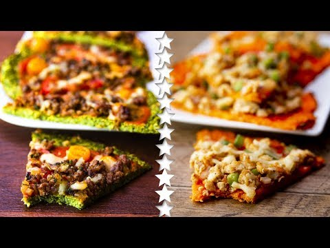 6 Healthy Pizza Recipes For Weight Loss