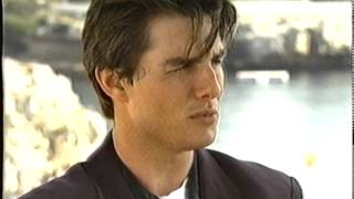 Tom Cruise Interview - Far And Away (1992)