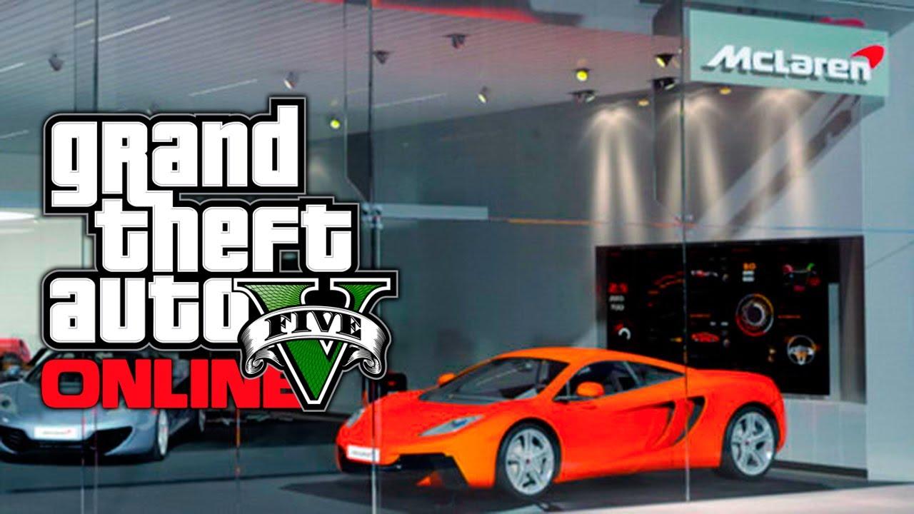 gta 5 online rare car dealerships auto malls patch 110 wishlist part 2 gta v youtube