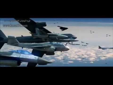 Dahsyat! Simulasi Perang Nuklir: Iran Vs Israel (Animasi)