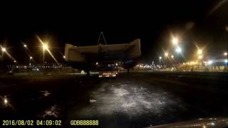 Open Ocean 740 Performance Cruising Catamaran Launch Time Lapse