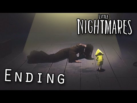 The Ending!! - Little Nightmares   Part 5 (Gameplay)