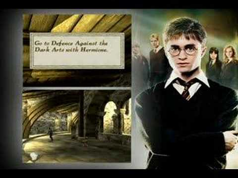 Harry Potter DS