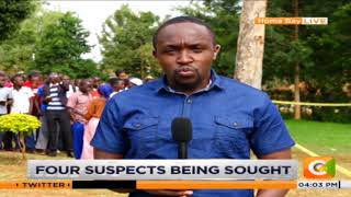 Four suspects being sought after Sharon Otieno's death