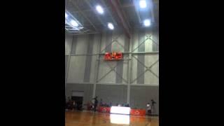 Scoreboard buzzer sounds like a car horn!
