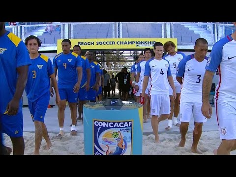 Beach National Team vs. U.S. Virgin Islands: Highlights - Feb. 20, 2017