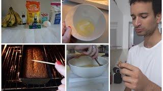 ללמוד לבשל עם אשלי: עוגת בננה