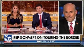 Gohmert Comments on Trip to U.S. -- Mexico Border