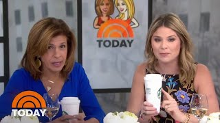 Jenna Bush Hager Shares The Starbucks Drink She Swears Eases A Cold | TODAY