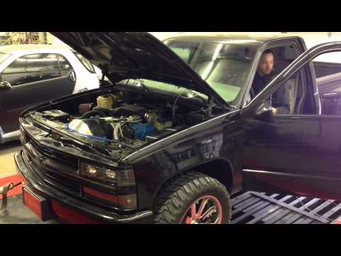 1996 Gmc Sierra 1500 Wiring Diagram 97 Chevy 1500 5 7 Whipple Dyno Pulls Supercharged Youtube