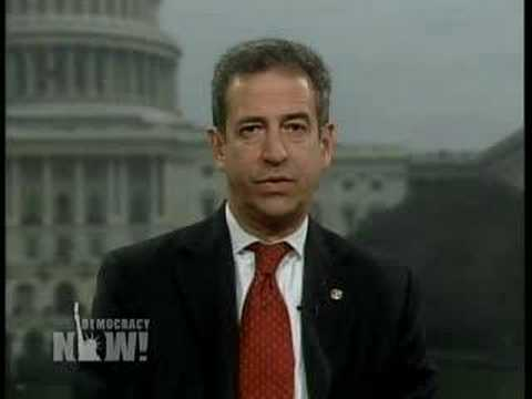 Sen. Feingold Blasts Telecom Spy Bill-2/2