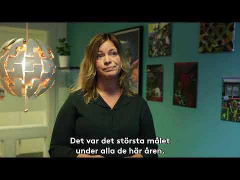 Auroras arbete mot sin psykiska ohälsa