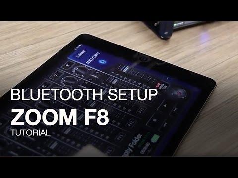 F8 Bluetooth Setup
