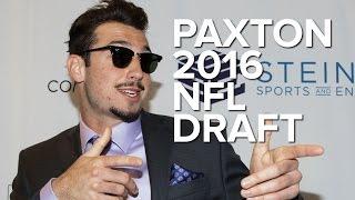 Broncos Draft Paxton Lynch