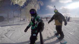 Jack Frost Snowboarding